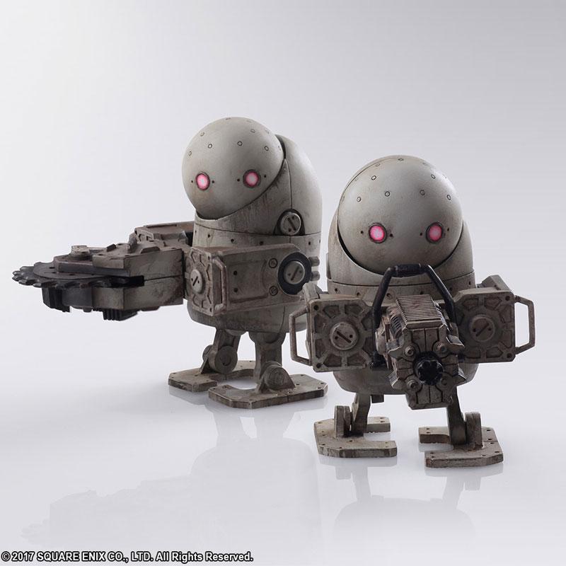BRING ARTS NieR:Automata 機械生命体セット(2体セット) アクションフィギュア-007