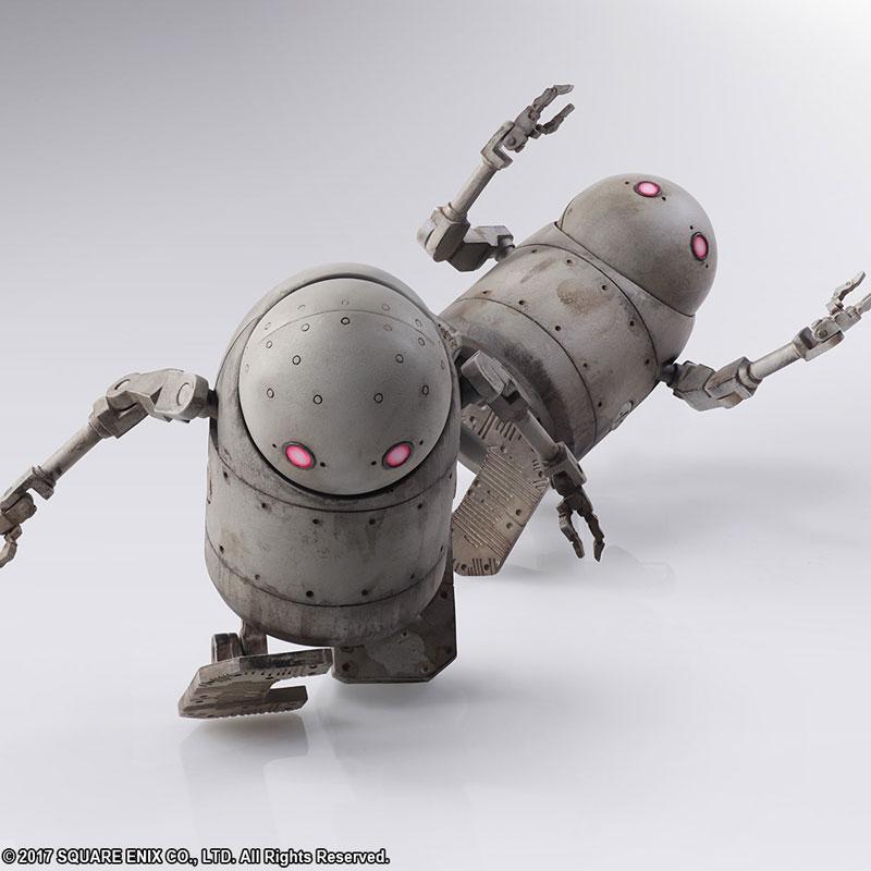 BRING ARTS NieR:Automata 機械生命体セット(2体セット) アクションフィギュア-008