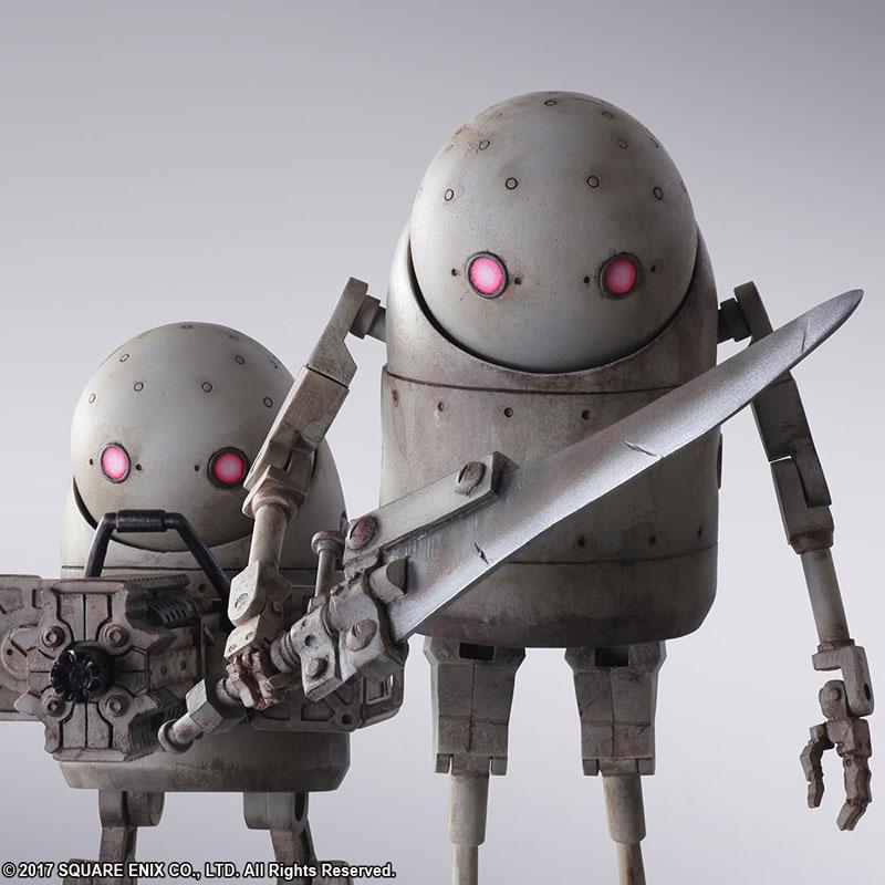 BRING ARTS NieR:Automata 機械生命体セット(2体セット) アクションフィギュア-009