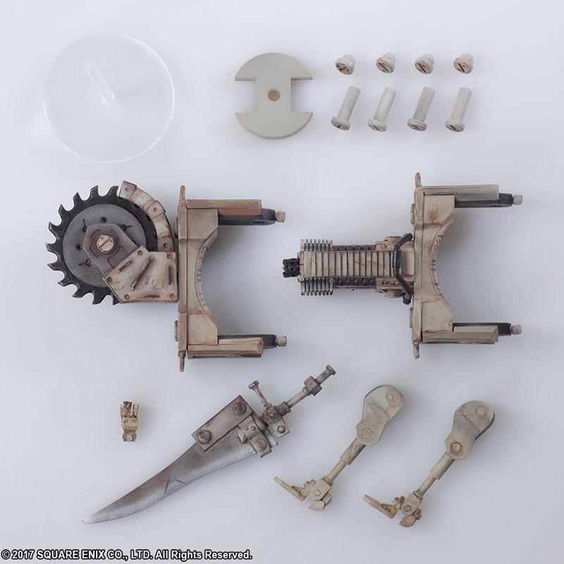 BRING ARTS NieR:Automata 機械生命体セット(2体セット) アクションフィギュア-010