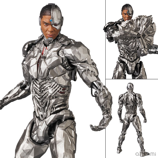 マフェックス No.063 MAFEX CYBORG 『JUSTICE LEAGUE』