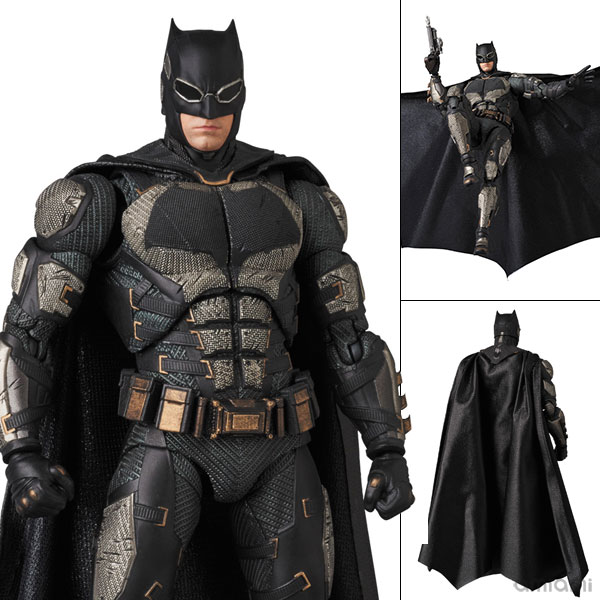 マフェックス No.064 MAFEX BATMAN TACTICAL SUIT Ver. 『JUSTICE LEAGUE』