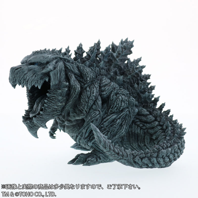 デフォリアル ゴジラ・アース 完成品フィギュア-002