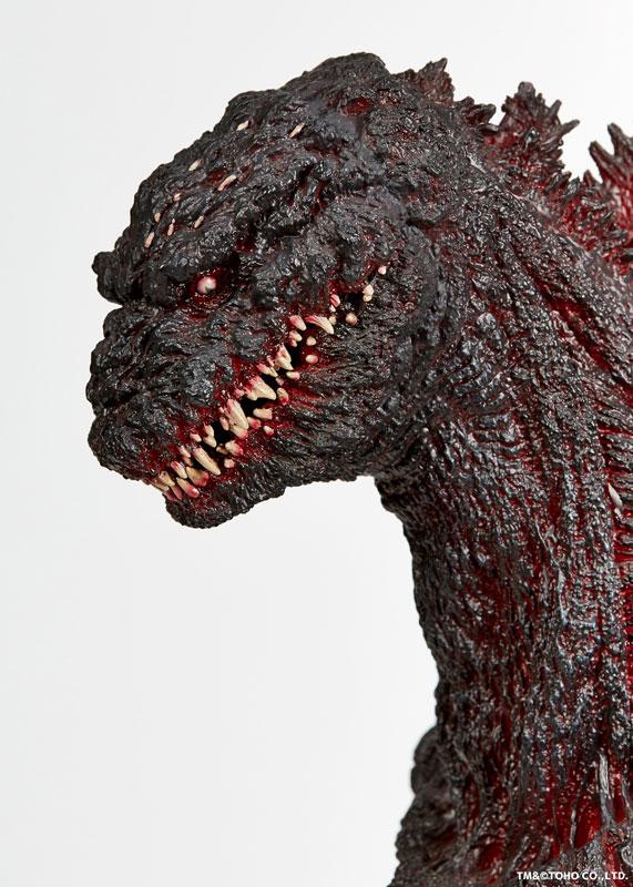 【再販】庵野秀明プロデュース『シン・ゴジラ第4形態 雛型レプリカフィギュア』 二次生産分-012
