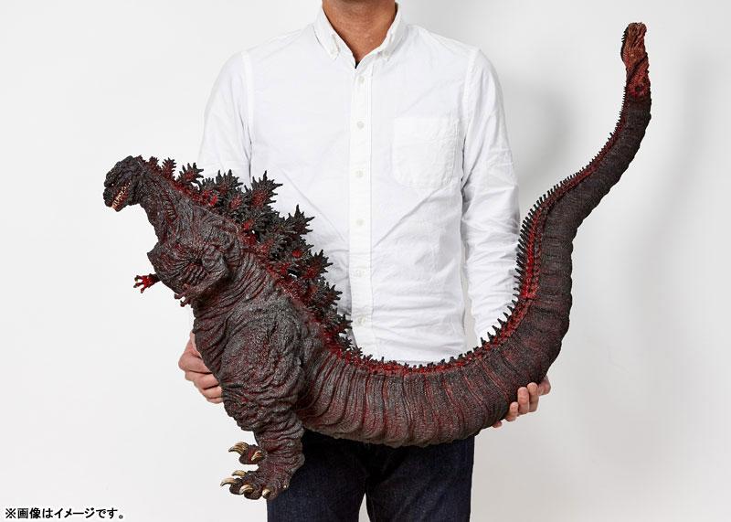 【再販】庵野秀明プロデュース『シン・ゴジラ第4形態 雛型レプリカフィギュア』 二次生産分-027