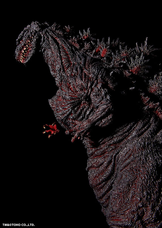 【再販】庵野秀明プロデュース『シン・ゴジラ第4形態 雛型レプリカフィギュア』 二次生産分-028
