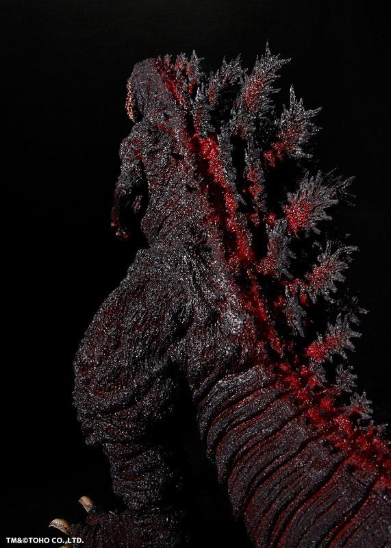 【再販】庵野秀明プロデュース『シン・ゴジラ第4形態 雛型レプリカフィギュア』 二次生産分-030