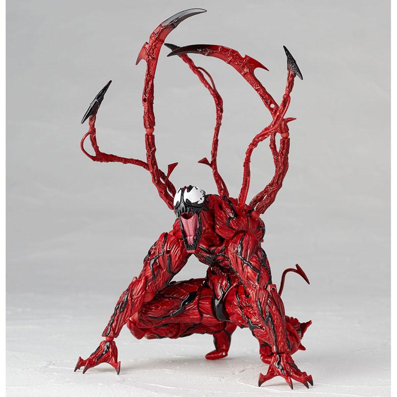フィギュアコンプレックス アメイジング・ヤマグチ No.008 『スパイダーマン』 カーネイジ-002