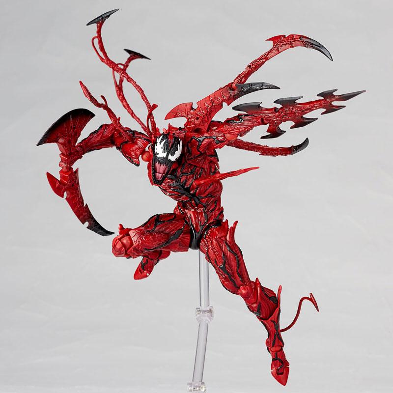 フィギュアコンプレックス アメイジング・ヤマグチ No.008 『スパイダーマン』 カーネイジ-004