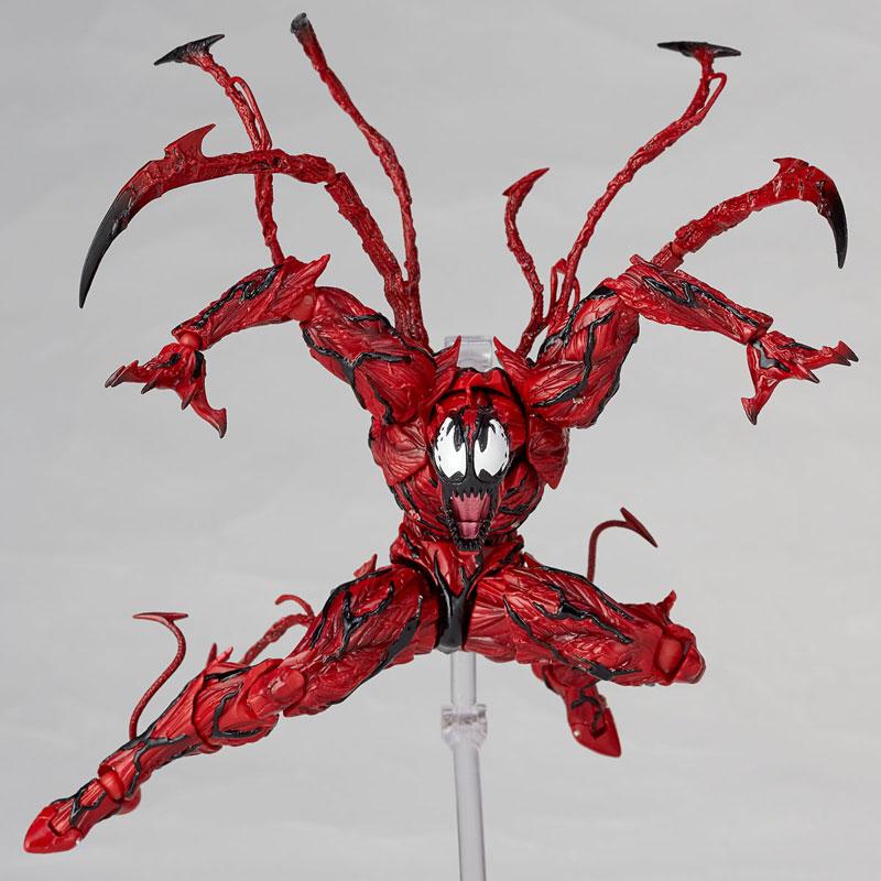 フィギュアコンプレックス アメイジング・ヤマグチ No.008 『スパイダーマン』 カーネイジ-005