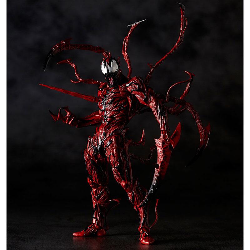 フィギュアコンプレックス アメイジング・ヤマグチ No.008 『スパイダーマン』 カーネイジ-011
