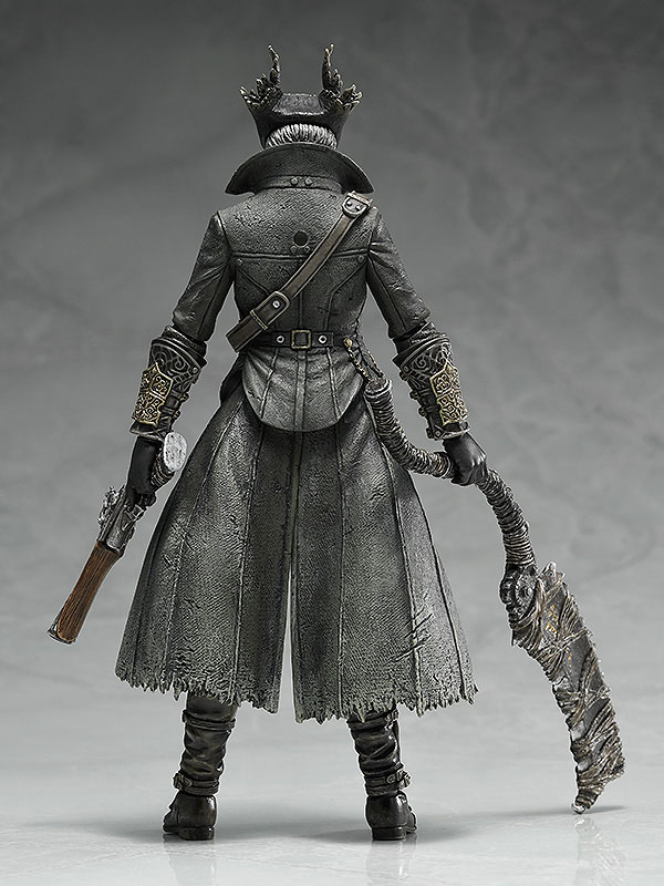 figma Bloodborne 狩人 ノンスケール ABS&PVC製 塗装済み可動フィギュア-002