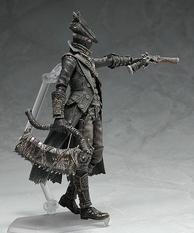 figma Bloodborne 狩人 ノンスケール ABS&PVC製 塗装済み可動フィギュア-003
