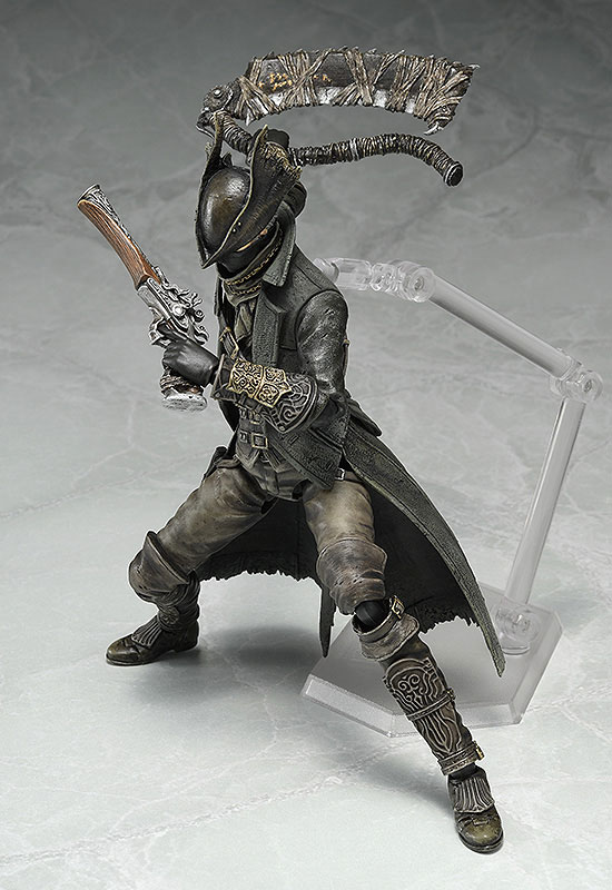 figma Bloodborne 狩人 ノンスケール ABS&PVC製 塗装済み可動フィギュア-004
