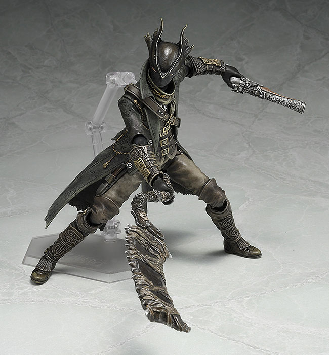 figma Bloodborne 狩人 ノンスケール ABS&PVC製 塗装済み可動フィギュア-005