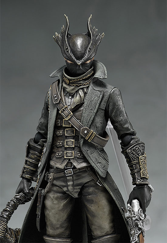 figma Bloodborne 狩人 ノンスケール ABS&PVC製 塗装済み可動フィギュア-006