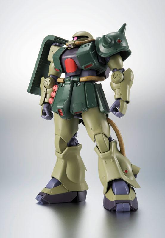 ROBOT魂 〈SIDE MS〉 MS-06FZ ザクII改 ver. A.N.I.M.E.-001