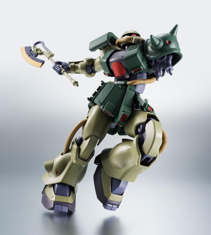 ROBOT魂 〈SIDE MS〉 MS-06FZ ザクII改 ver. A.N.I.M.E.-007
