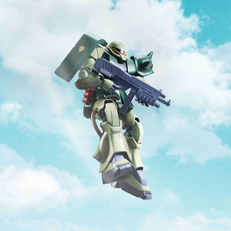 ROBOT魂 〈SIDE MS〉 MS-06FZ ザクII改 ver. A.N.I.M.E.-008