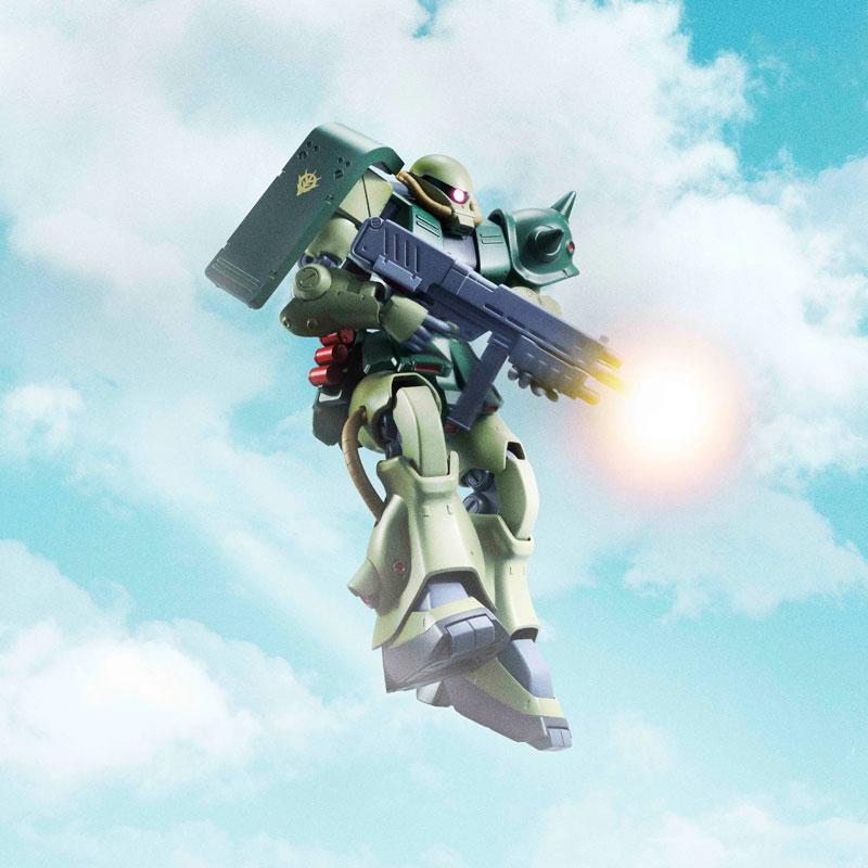 ROBOT魂 〈SIDE MS〉 MS-06FZ ザクII改 ver. A.N.I.M.E.-009