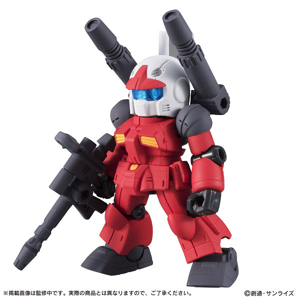 機動戦士ガンダム MOBILE SUIT ENSEMBLE 06 10個入りBOX-003
