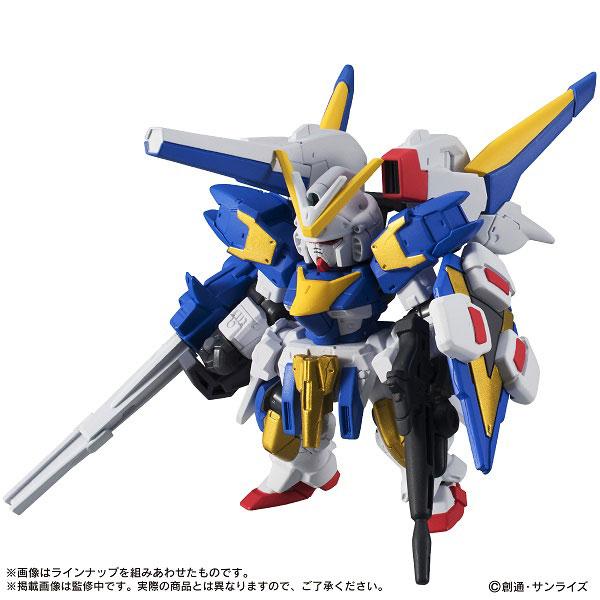 機動戦士ガンダム MOBILE SUIT ENSEMBLE 06 10個入りBOX-006