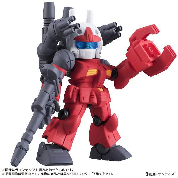 機動戦士ガンダム MOBILE SUIT ENSEMBLE 06 10個入りBOX-009