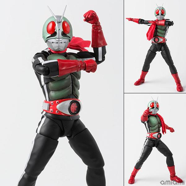 S.H.フィギュアーツ (真骨彫製法) 仮面ライダー新2号