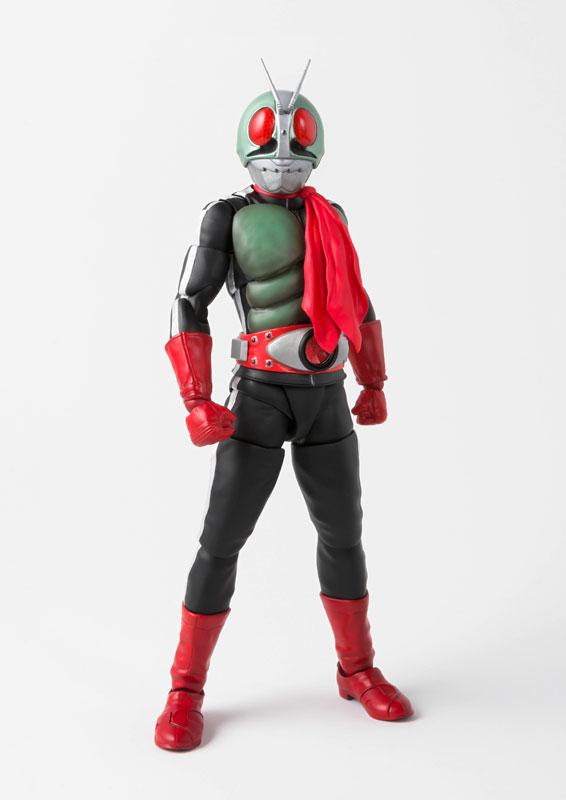 S.H.フィギュアーツ (真骨彫製法) 仮面ライダー新2号-002