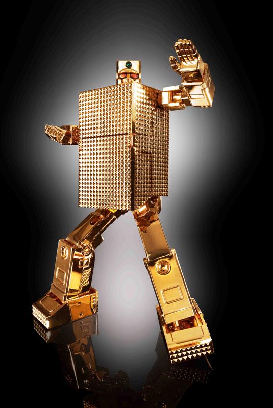 超合金魂 GX-32Rゴールドライタン 24金メッキ仕上げ-003
