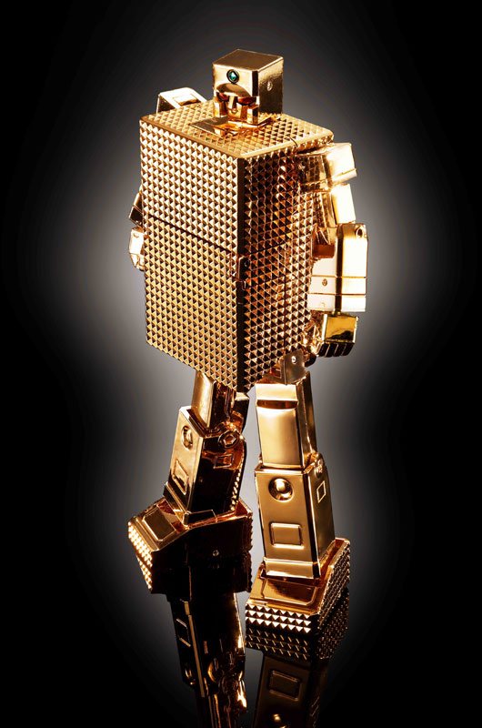 超合金魂 GX-32Rゴールドライタン 24金メッキ仕上げ-005