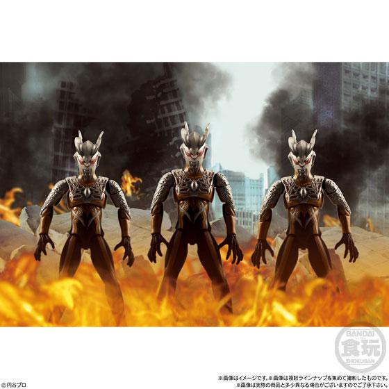 【食玩】SHODO ウルトラマンVS 6 10個入りBOX-007