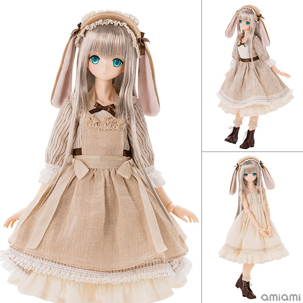 『アリス / Time of grace III ~Easter Bunny in Wonderland~ Caffe latte』完成品ドール
