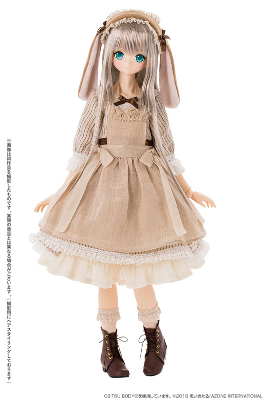 『アリス / Time of grace III ~Easter Bunny in Wonderland~ Caffe latte』完成品ドール-001