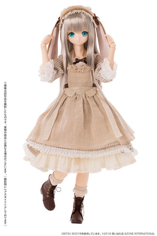 『アリス / Time of grace III ~Easter Bunny in Wonderland~ Caffe latte』完成品ドール-002
