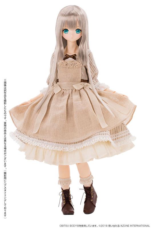 『アリス / Time of grace III ~Easter Bunny in Wonderland~ Caffe latte』完成品ドール-003