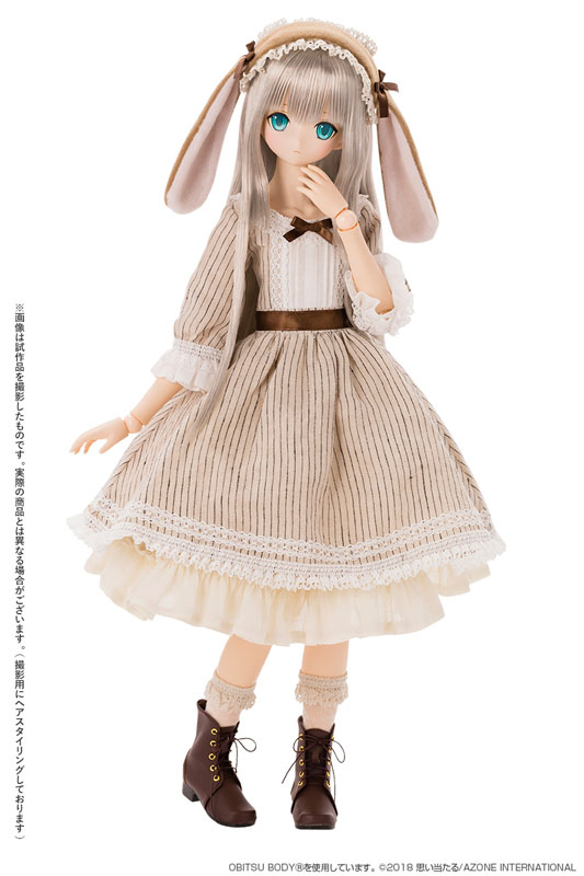 『アリス / Time of grace III ~Easter Bunny in Wonderland~ Caffe latte』完成品ドール-004