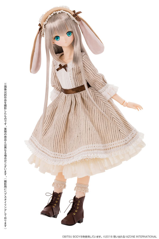 『アリス / Time of grace III ~Easter Bunny in Wonderland~ Caffe latte』完成品ドール-005