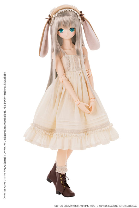 『アリス / Time of grace III ~Easter Bunny in Wonderland~ Caffe latte』完成品ドール-007