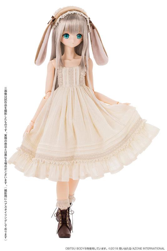 『アリス / Time of grace III ~Easter Bunny in Wonderland~ Caffe latte』完成品ドール-008