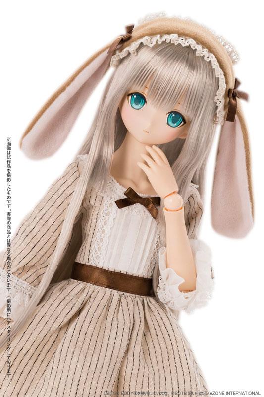 『アリス / Time of grace III ~Easter Bunny in Wonderland~ Caffe latte』完成品ドール-009