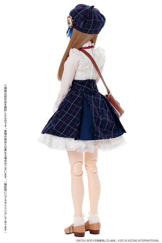 Iris Collect(アイリス コレクト)『スミレ / Be my sweetie』完成品ドール-002