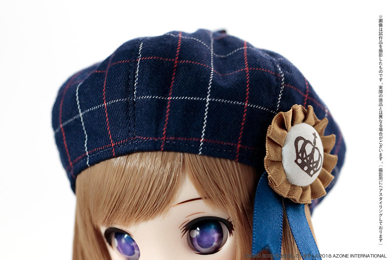 Iris Collect(アイリス コレクト)『スミレ / Be my sweetie』完成品ドール-005