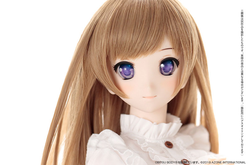 Iris Collect(アイリス コレクト)『スミレ / Be my sweetie』完成品ドール-010