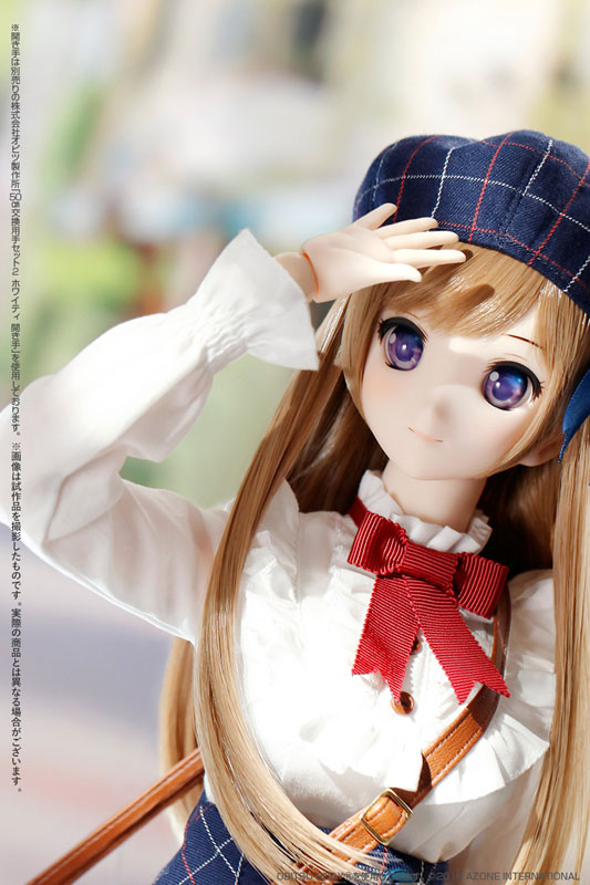 Iris Collect(アイリス コレクト)『スミレ / Be my sweetie』完成品ドール-015