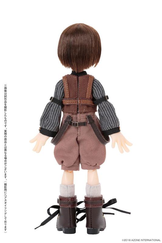 Lil'Fairy ~ちいさなお手伝いさん~『アレン』1/12 完成品ドール-003