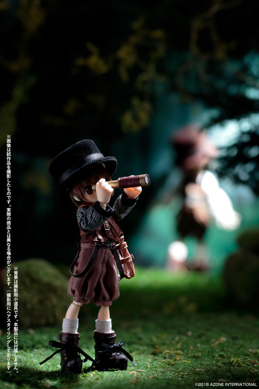 Lil'Fairy ~ちいさなお手伝いさん~『アレン』1/12 完成品ドール-018