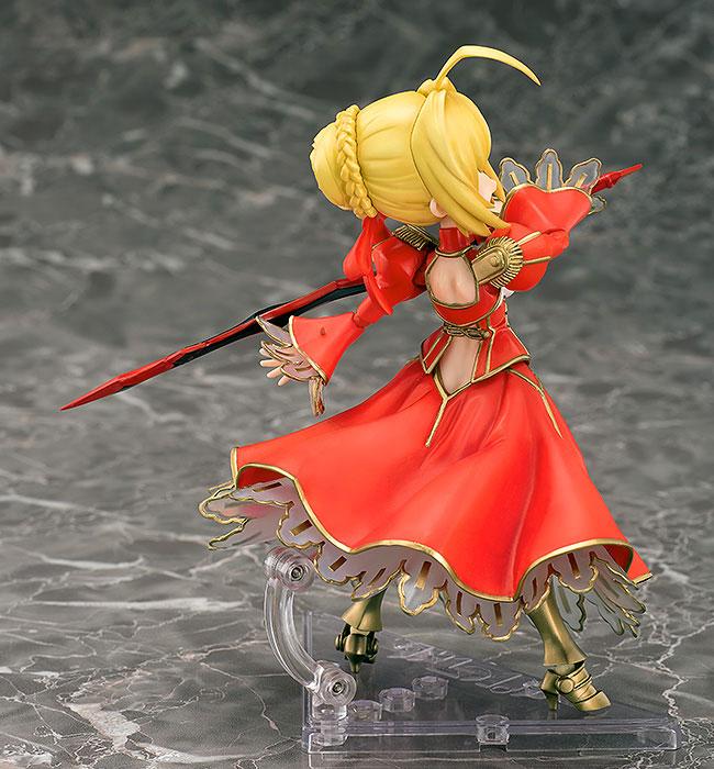 パルフォム Fate/EXTELLA ネロ・クラウディウス 可動フィギュア-003