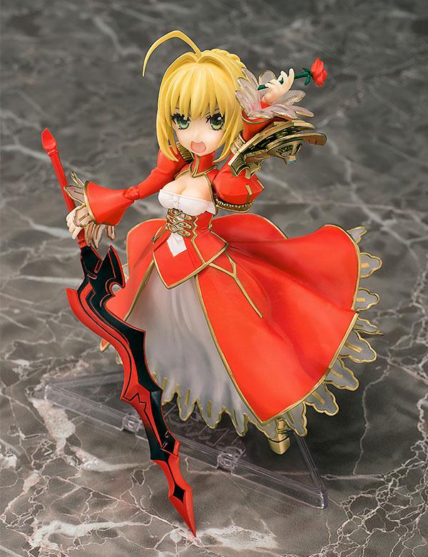 パルフォム Fate/EXTELLA ネロ・クラウディウス 可動フィギュア-004
