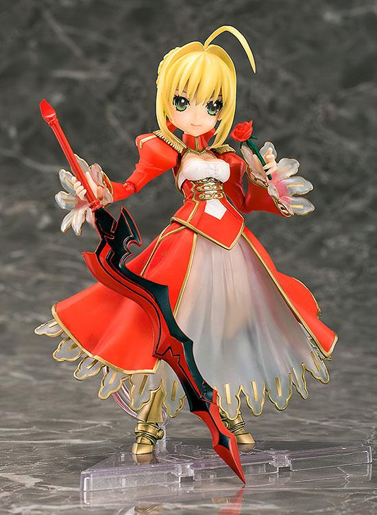 パルフォム Fate/EXTELLA ネロ・クラウディウス 可動フィギュア-005